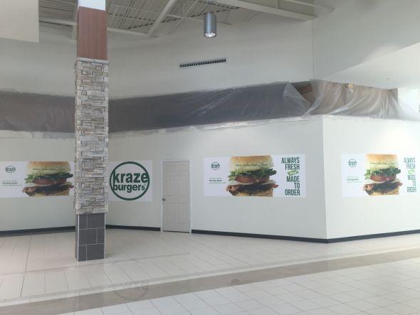 Kraze Burger Barricade