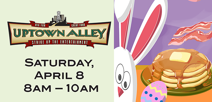 Breakfast with the Easter Bunny – Manassas Mall