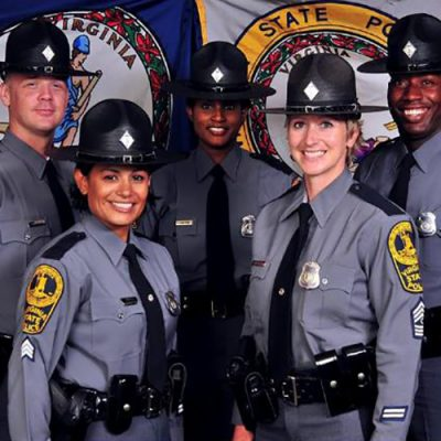 Virginia State Police Recruiting