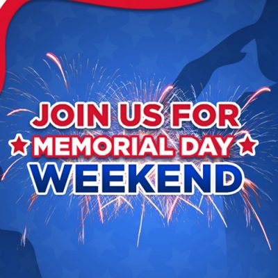 Memorial Day Homepage