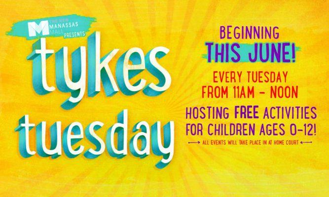 Tykes Tuesday Promo
