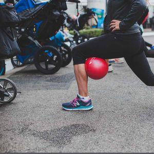 Stroller Stride Fitness Image