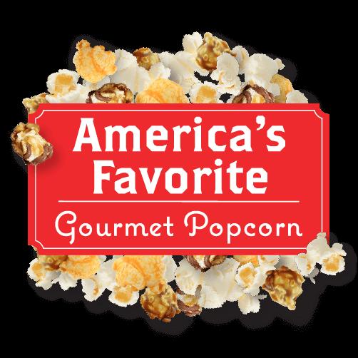 America's Favorite Gourmet Popcorn