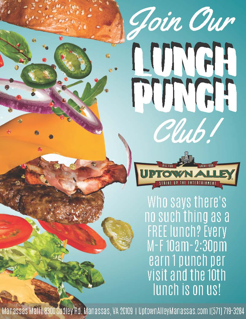 Join Our Lunch Punch Club 1