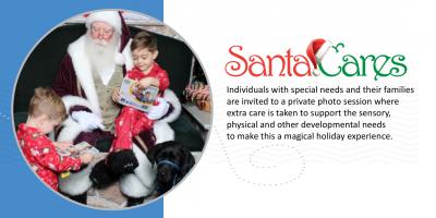Eventbrite Santa Cares