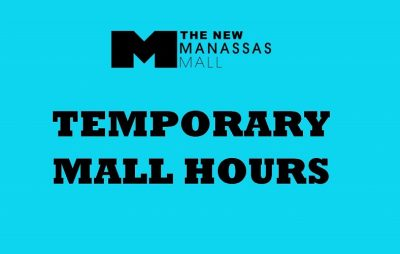 TEMPORARY MALL HOURS Logo b