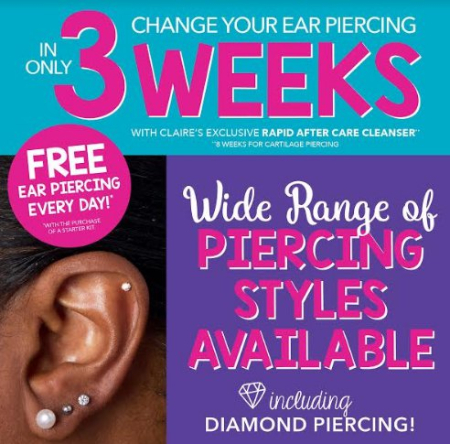 Change You Earrings in Only 3 Weeks Image