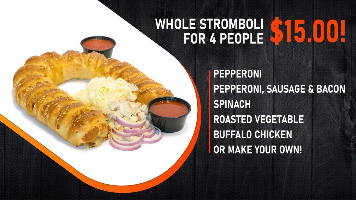 Whle Stromboli