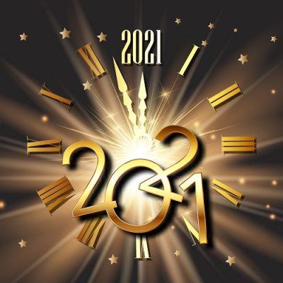 2021 Clock