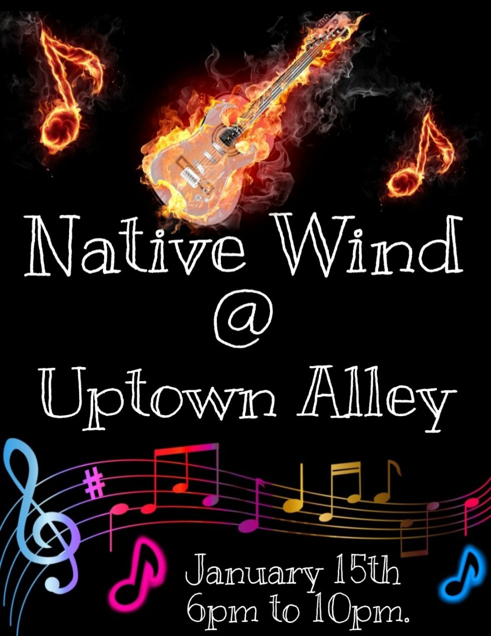 Native Wind Band FB Image
