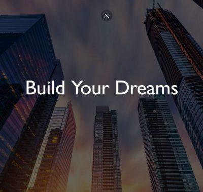 Build Your Dreams 1