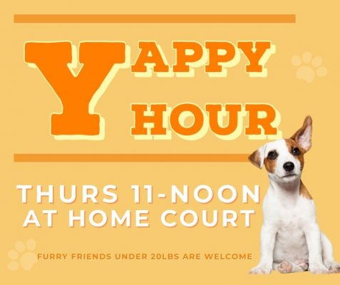 Copy of YAPPY HOUR FB EVENT 1