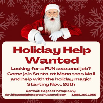 Holiday Help Wanted 2